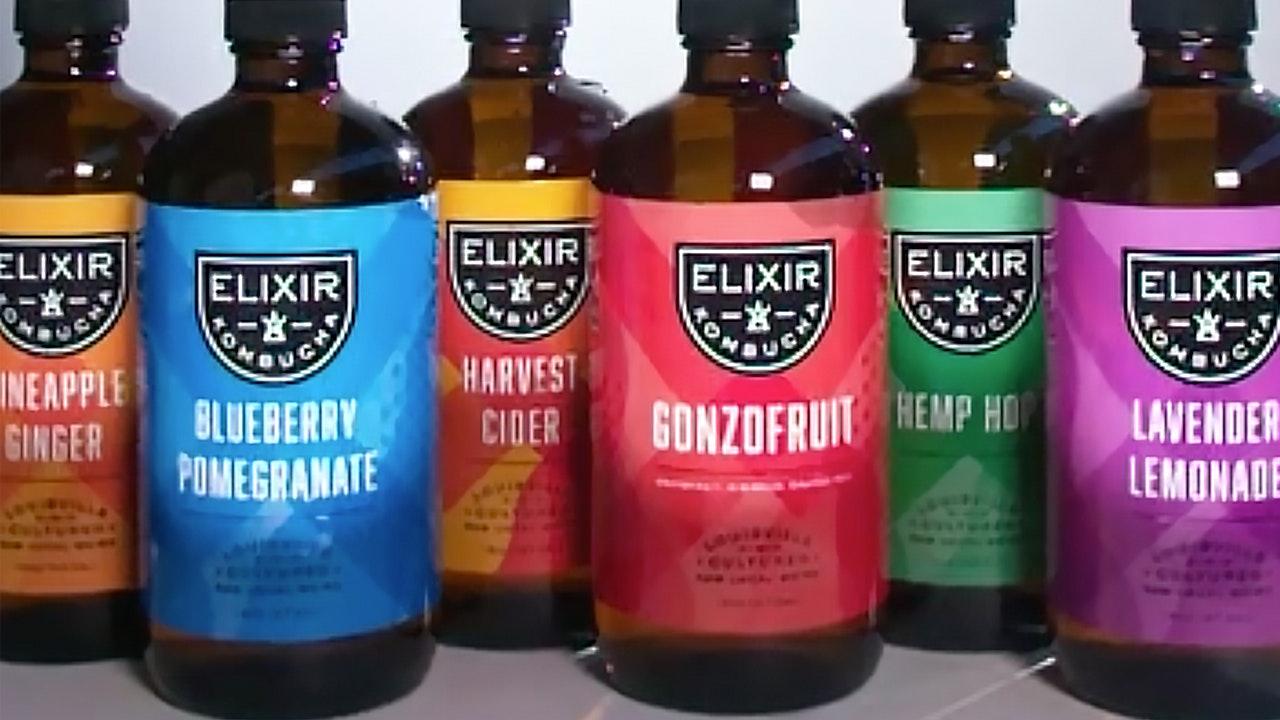 Elixir Kombucha thumb