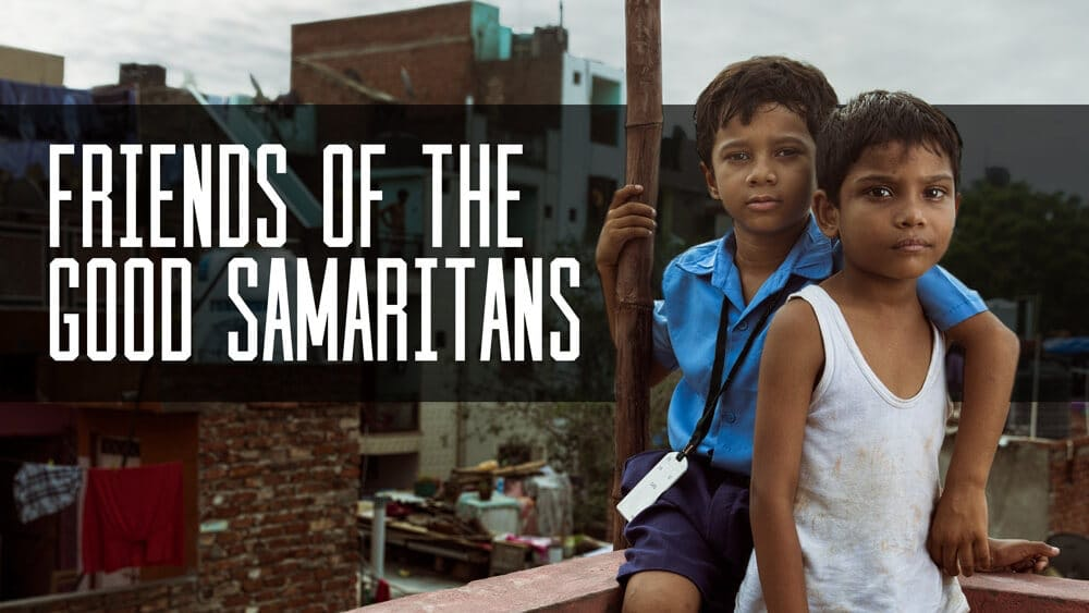friends of the good samaritans promo image